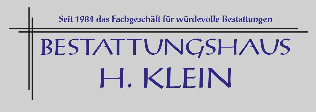 Bestattungshaus Logo Rheinbach