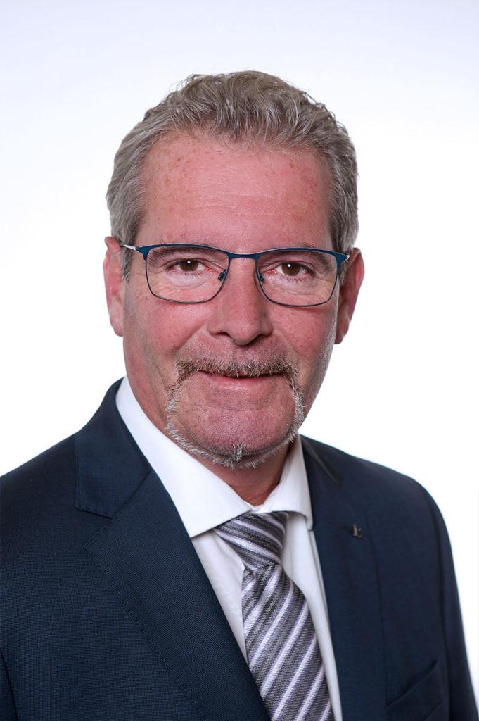 Bestattungshaus Portrait Guido Teammitglied Reinbach